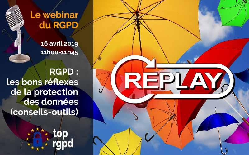 RGPD : les bons réflexes de la protection des données (conseils-outils)